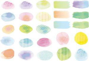 染料と顔料イメージ